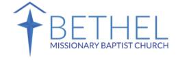 Bethel Missionary Baptist Church